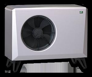 CTC ilma-vesilämpöpumppu EcoAir 406
