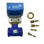 Saneerausmoottori Johnson Controls konsoli sovitteet 2