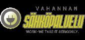 Vahannan-sähköpalvelu-logo