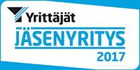 Suomen yrittäjien jäsenyritys 2017